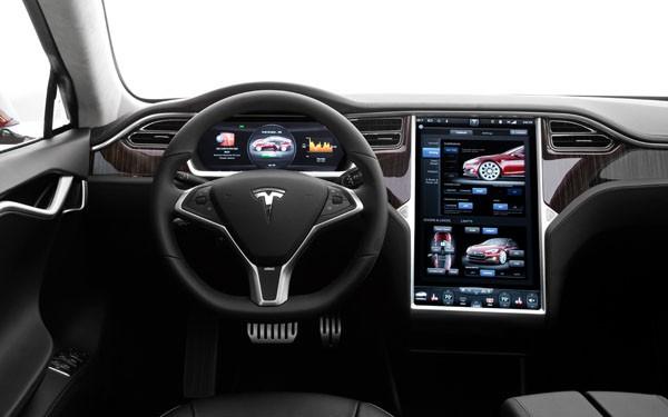 Tesla Model S - 2013 tesla model s range